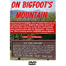 On Bigfoot Mountain