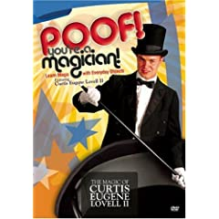 Poof! You are a magician! Learn magic with everyday objects