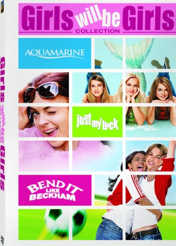 Girls Will Be Girls Collection (Aquamarine / Bend it Like Beckham / Just My Luck)