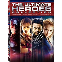 The Ultimate Heroes Collection (X-Men / Fantastic 4 / Daredevil / Elektra)