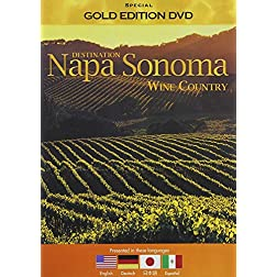 Destination Napa-Somoma