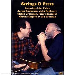 Strings & Frets