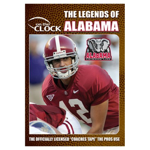 Legends of the Crimson Tide of Alabama