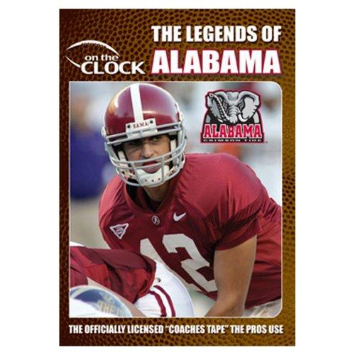 Legends of the Crimson Tide of Alabama
