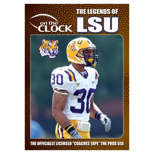Legends of the Lsu Tigers
