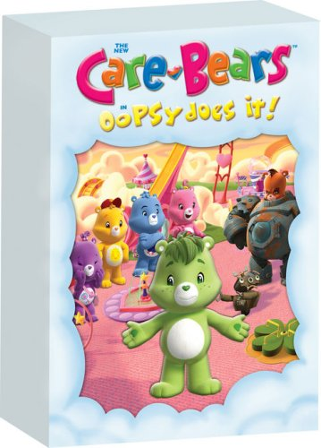 Care Bears - Oopsy Does It (With Toy)