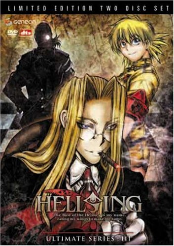 Hellsing Ultimate Volume 3 Limited Edition