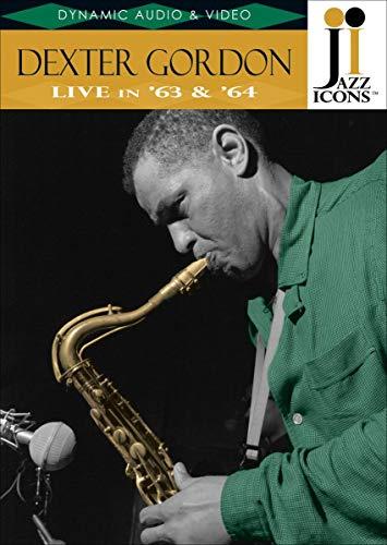 Jazz Icons: Dexter Gordon