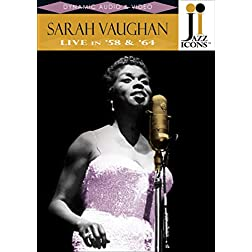 Jazz Icons: Sarah Vaughan