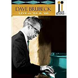 Jazz Icons: Dave Brubeck