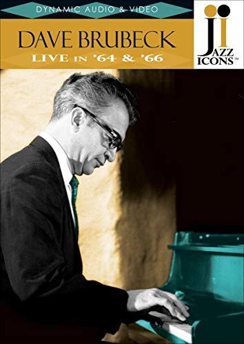 Jazz Icons: Dave Brubeck