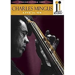 Jazz Icons: Charles Mingus