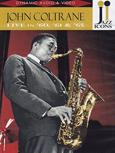 Jazz Icons: John Coltrane