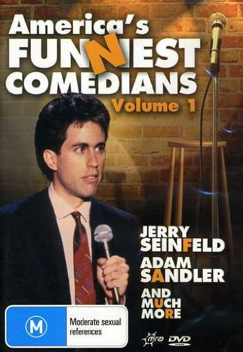Vol. 1-Americas Funniest Comedians