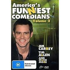 Vol. 2-Americas Funniest Comedians