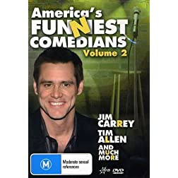 Vol. 2-Americas Funniest Comedians