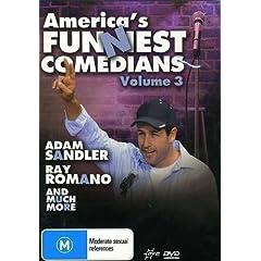 Vol. 3-Americas Funniest Comedians