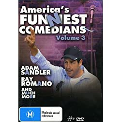 Vol. 3-Americas Funniest Comedians