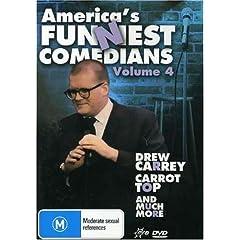 Vol. 4-Americas Funniest Comedians