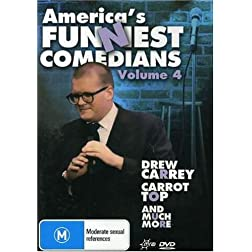 Vol. 4-Americas Funniest Comedians