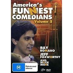 Vol. 5-Americas Funniest Comedians