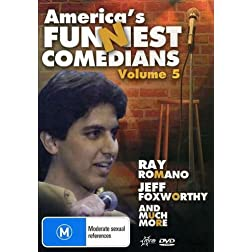 Vol. 5-Americas Funniest Comedians
