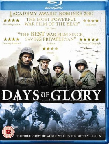Days of Glory [Blu-ray]