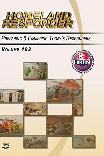 Homeland Responder, Volume 103