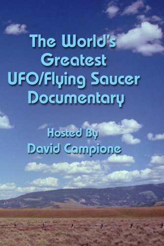 The World's Greatest UFO/Flying Saucer Documentary (PAL)