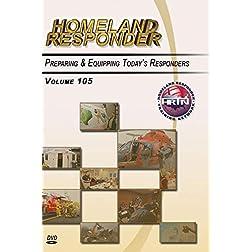 Homeland Responder, Volume 105
