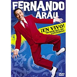 Fernando Arau: En Vivo