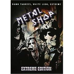 Metal Shop - Vol. 1 - Extreme Rock