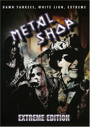 Metal Shop - Vol. 1 - Extreme Rock