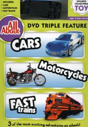 All About Cars, Motorcycles And Trains With Car