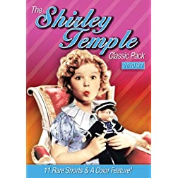 Shirley Temple - Classic Pack