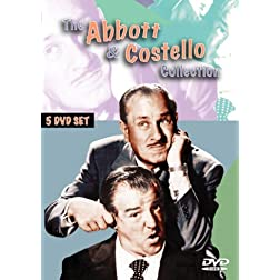 Abbott & Costello - Comedy Collection