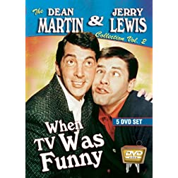 Martin & Lewis Collection: When TV Was Funny - Vol. 2