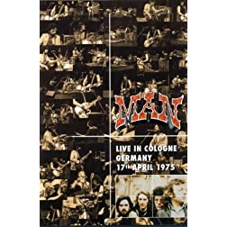 Man: Live in Cologne Germany 1975 [Region 2]