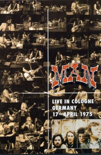 Live in Cologne Germany 1975