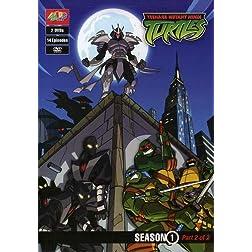 Teenage Mutant Ninja Turtles: Season 1, Part 2 - 14 Episodes