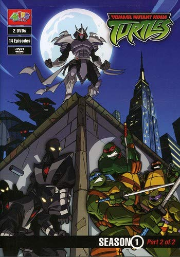Teenage Mutant Ninja Turtles: Season 1, Part 2 - 14 Episodes