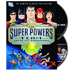 The Super Powers Team: Galactic Guardians (DC Comics Classic Collection)