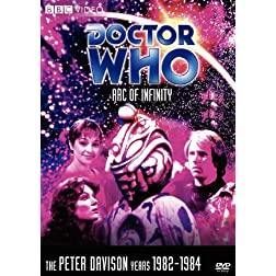 Doctor Who - Arc of Infinity (Episode 124)