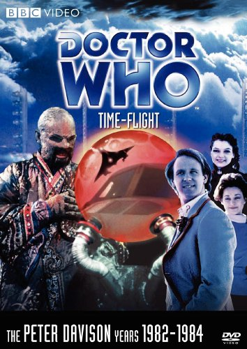 Doctor Who - Time-Flight (Episode 123)