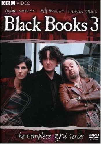 Black Books: The Complete 3rd Series