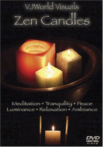 VJWorld Visuals Zen Candles (Shot in HD)