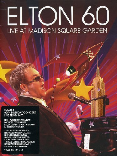 Elton 60: Live at Madison Square Garden (bonus disc)