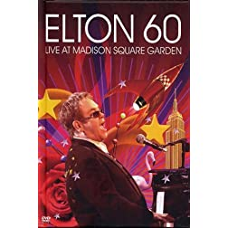 Elton 60-Live at Madison Square Garden