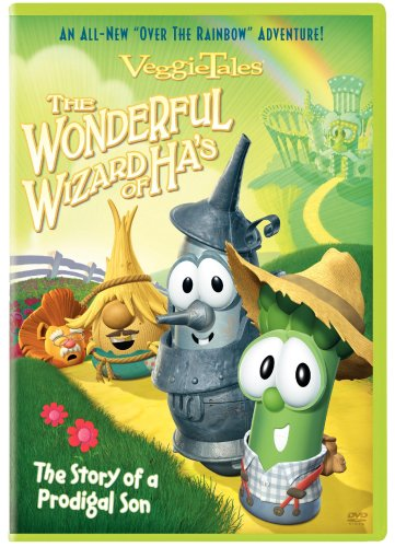 Veggie Tales: The Wonderful Wizard of Ha's