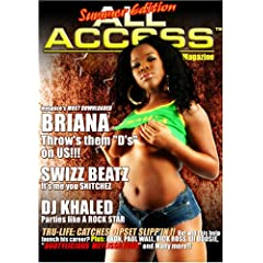 All Access DVD Magazine, Vol. 15